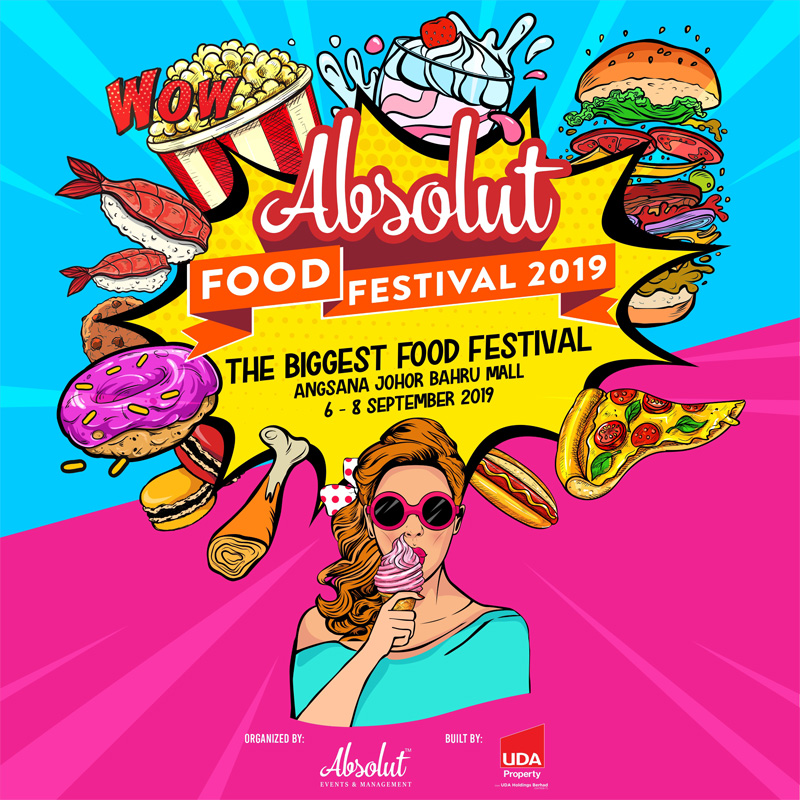 Absolut Food Festival 2019 1